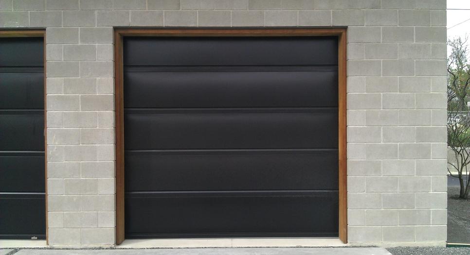 Steel Panel Garage Doors Open Up Garage Doors
